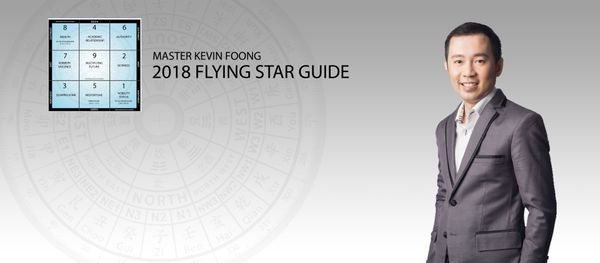 Maximise the energy of the 2018 Flying Star Feng Shui For Your House and Office